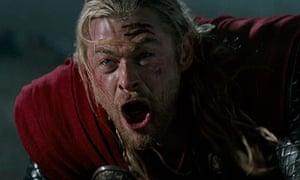 Thor 2: Chinese cinema accidentally uses faked Thor and Loki