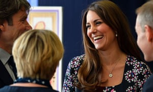 Kate Middleton's royal visit to Willows Primary School