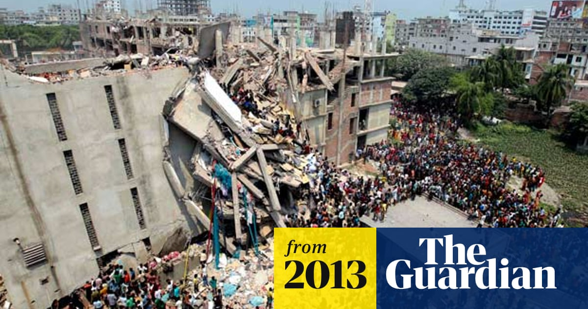 Dhaka: many dead as garment factory building that supplied