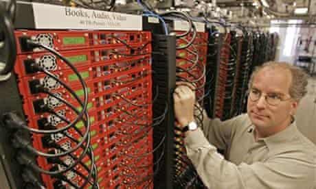 Brewster Kahle, Internet Archive founder