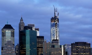 Will One World Trade Center Really Be The Tallest Building In The West Art And Design The Guardian