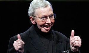 Roger Ebert dies