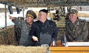 North Korea leader Kim Jong-il