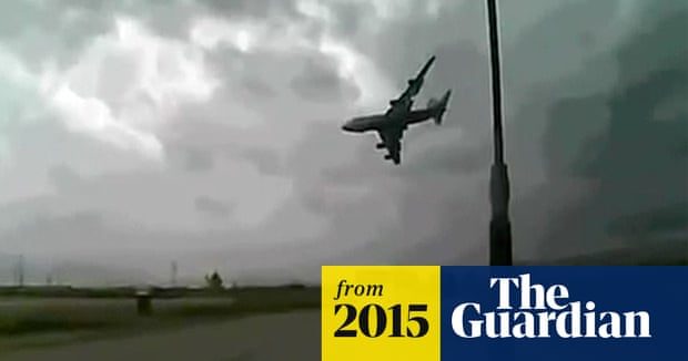 Crash Of Boeing 747 In Afghanistan Caused By Shifting Cargo World News The Guardian