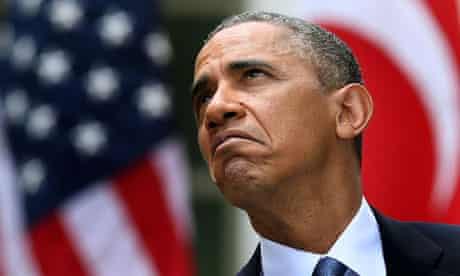 Barack Obama: rain