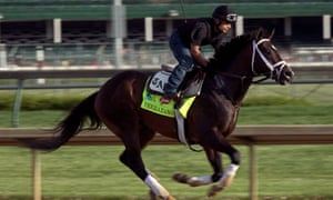 Kentucky Derby hopeful Verrazano