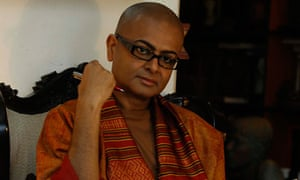 Indian film director Rituparno Ghosh, who died Thursday 30 May of a cardiac arrest