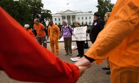 White House, Guantanamo