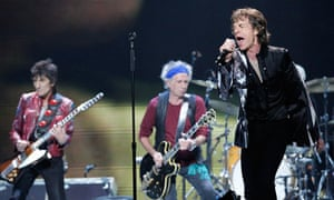 The Rolling Stones at the Staples Center