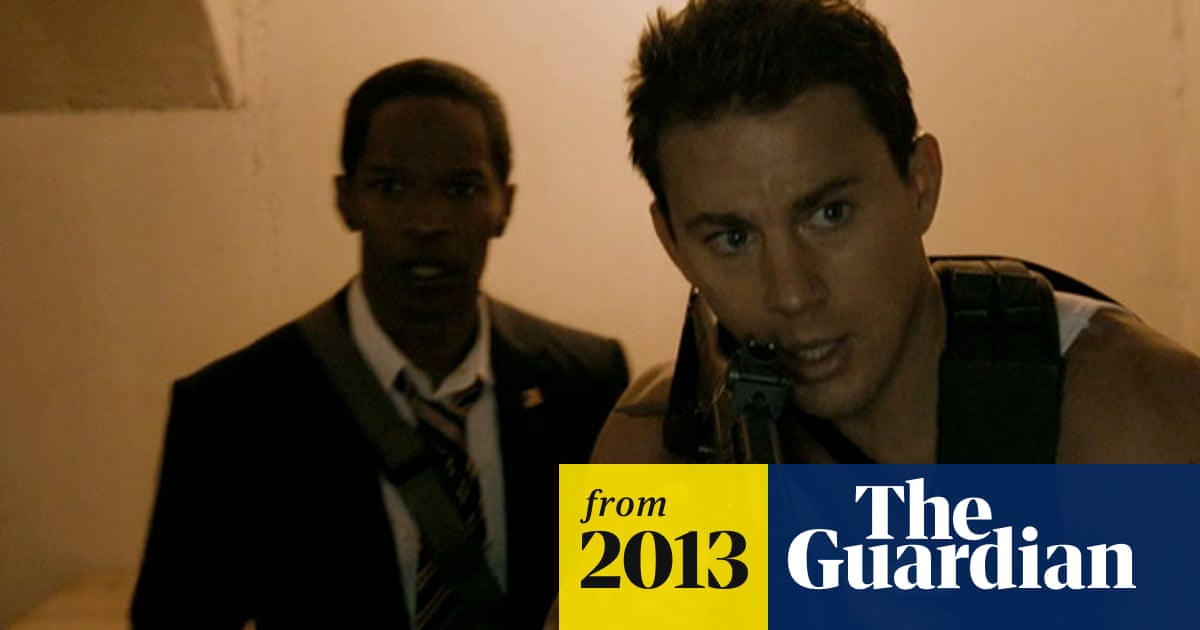 White House Down tanks at box office – to delight of US