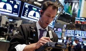 Stock markets US