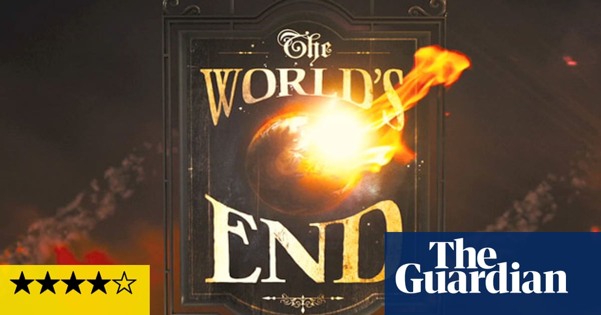 The World S End Review Comedy Films The Guardian