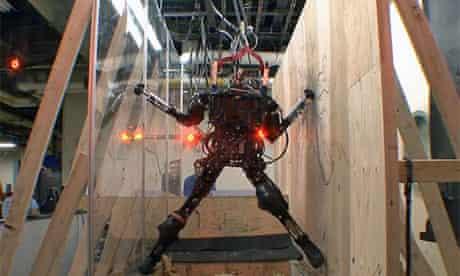 Darpa robot Atlas