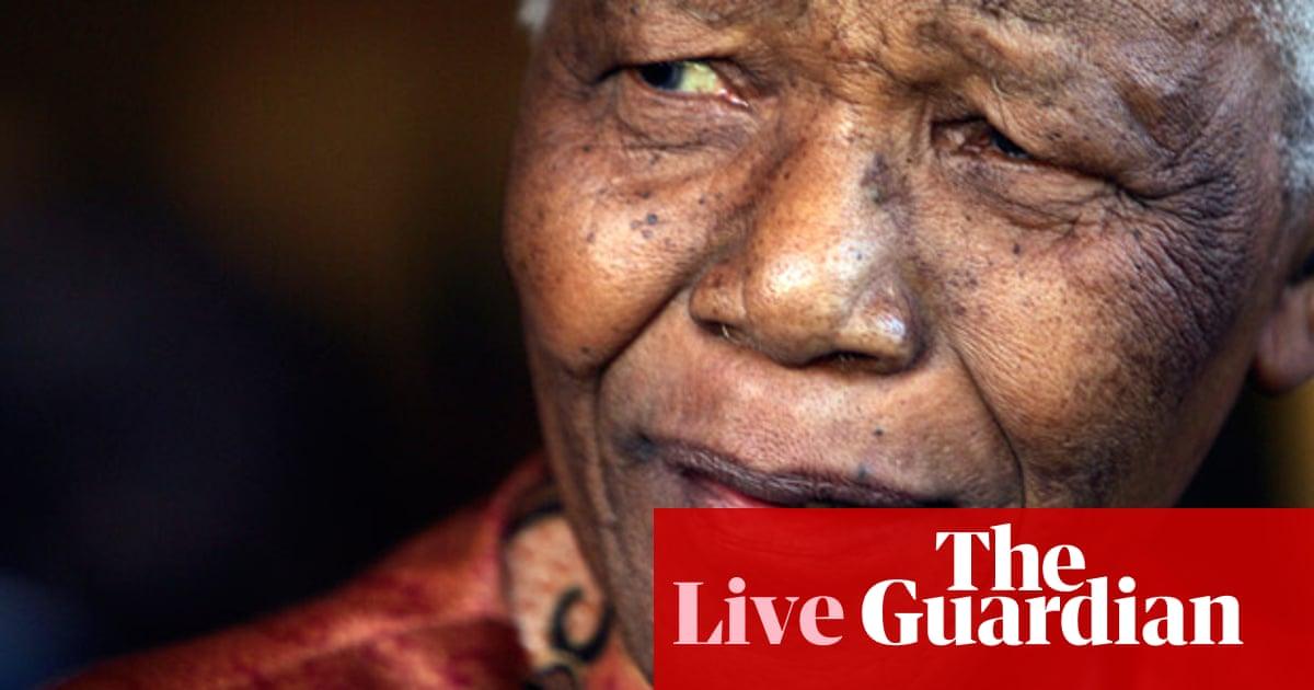 Nelson Mandela Dies Aged 95 5 December 2013 World News