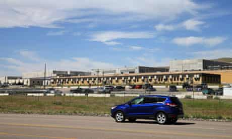 New NSA data center in Bluffdale, Utah