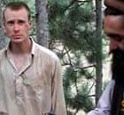 Captured US soldier Bowe Bergdahl