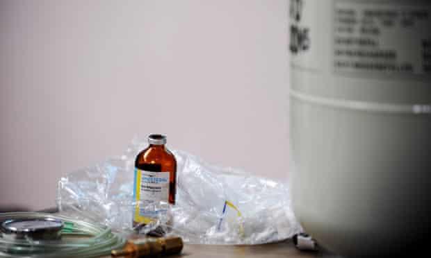Pentobarbital, Georgia lethal injection