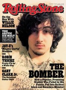 Dzhokhar Tsarnaev, Rolling Stone