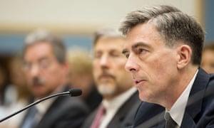 John Inglis, NSA