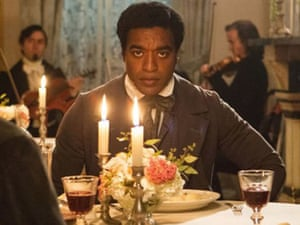 Chiwetel Ejiofor in Steve McQueen's Twelve Years a Slave