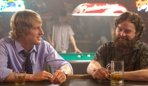 Owen Wilson and Zach Galifianakis in You Are Here