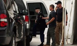 Bradley Manning, Fort Meade