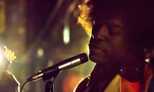 Andre Benjamin in All By My Side, a biopic of Jimi Hendrix