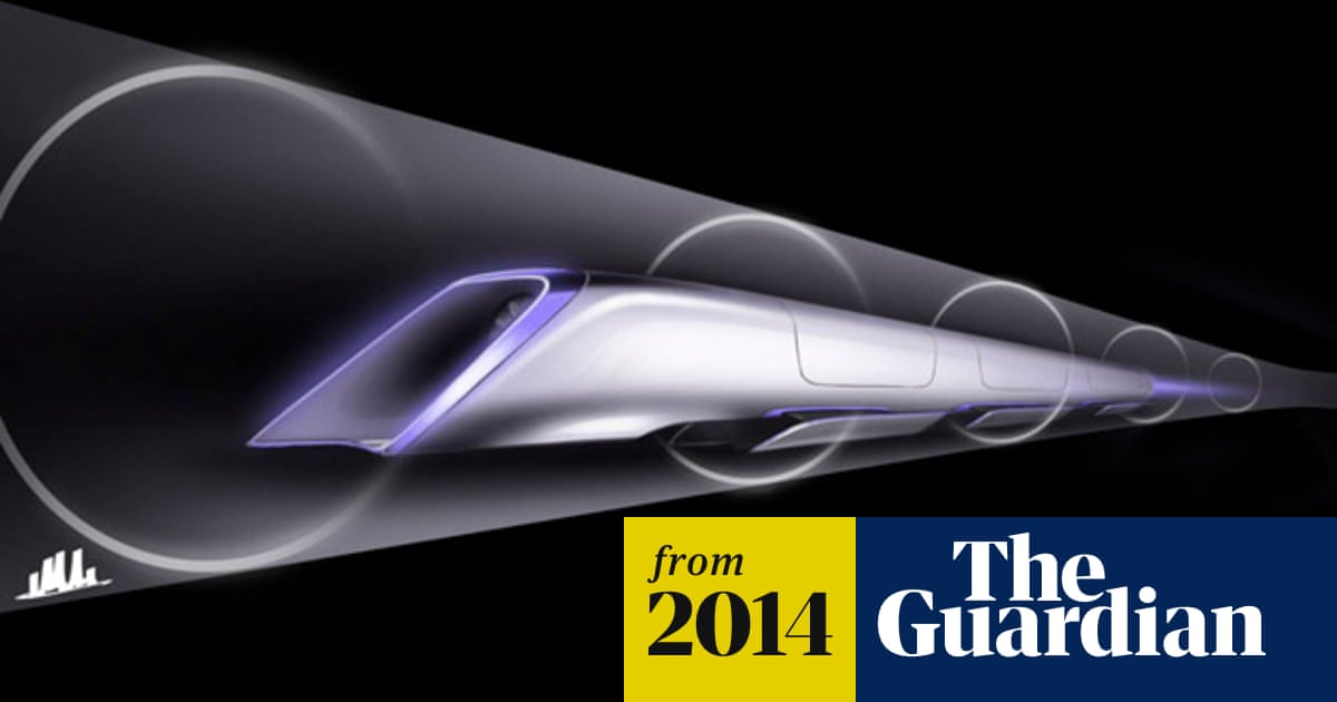 Is California's Hyperloop train closer to reality? Startup CEO has 'no doubt'