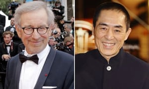 Composite of Steven Spielberg and Zhang Yimou