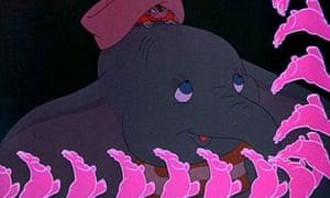 Still from Dumbo