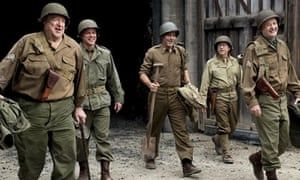 Still from Monuments Men