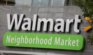 Walmart store in Illinois