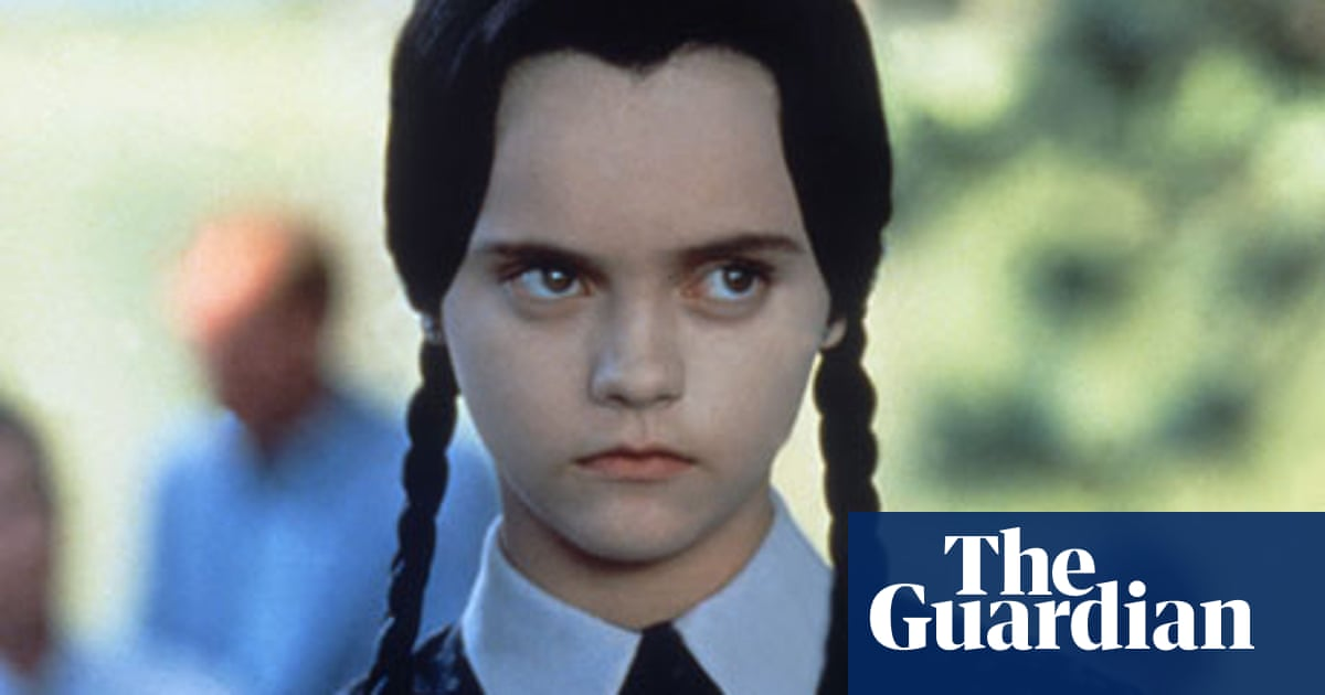 Why I Love Addams Family Values Thanksgiving Play Film The Guardian