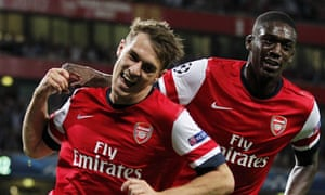Arsenal: Arsène Wenger reflects on Champions League progression - video