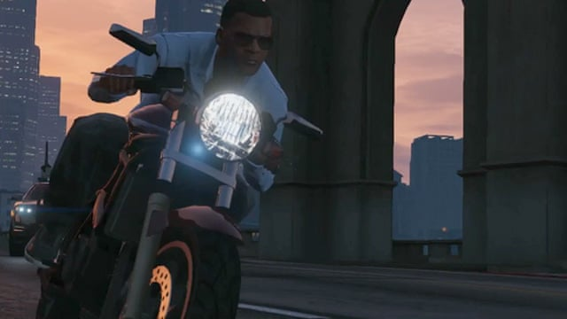 Grand Theft Auto V Meet Dan Houser Architect Of A Gaming Phenomenon Games The Guardian