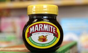 Marmite, a Unilever product