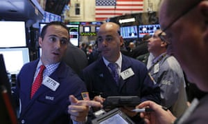 Markets rose on the news from the Fed