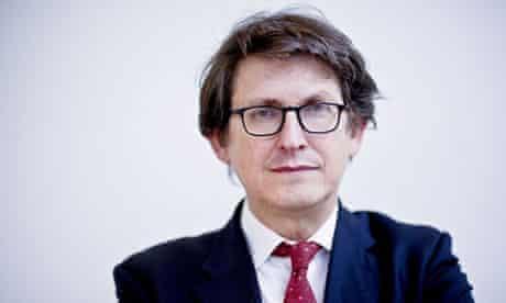 Alan Rusbridger, Guardian editor