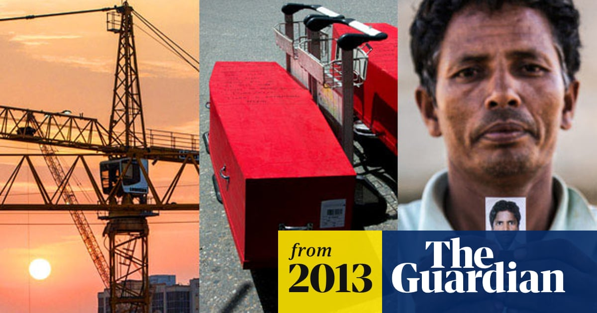 Qatar 2022 World Cup workers 'treated like cattle', Amnesty report