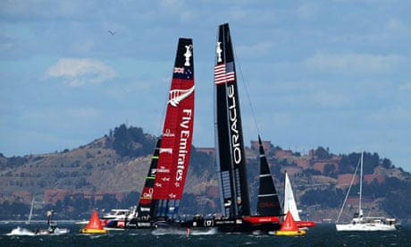 America's Cup: Sir Ben Ainslie's Oracle Team USA clinches stunning