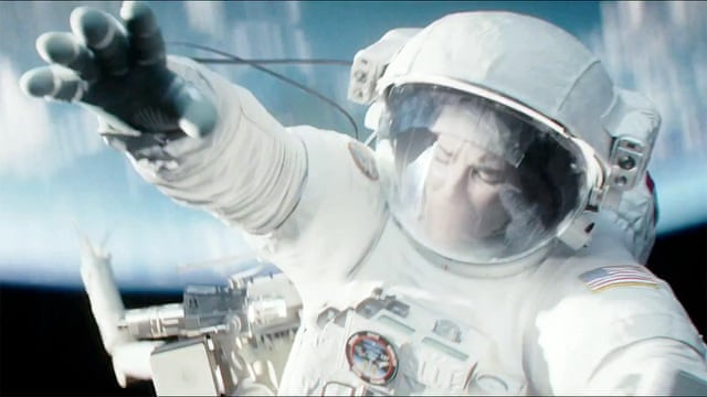 Gravity: my most overrated film | Film | The Guardian