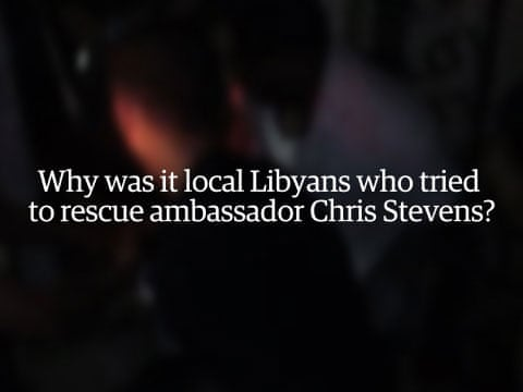 US Consulate Attack In Benghazi A Challenge To Official Version - Benghazi us consolate attack on google maps