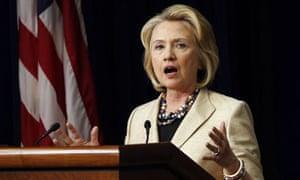 Hillary Clinton on Syria