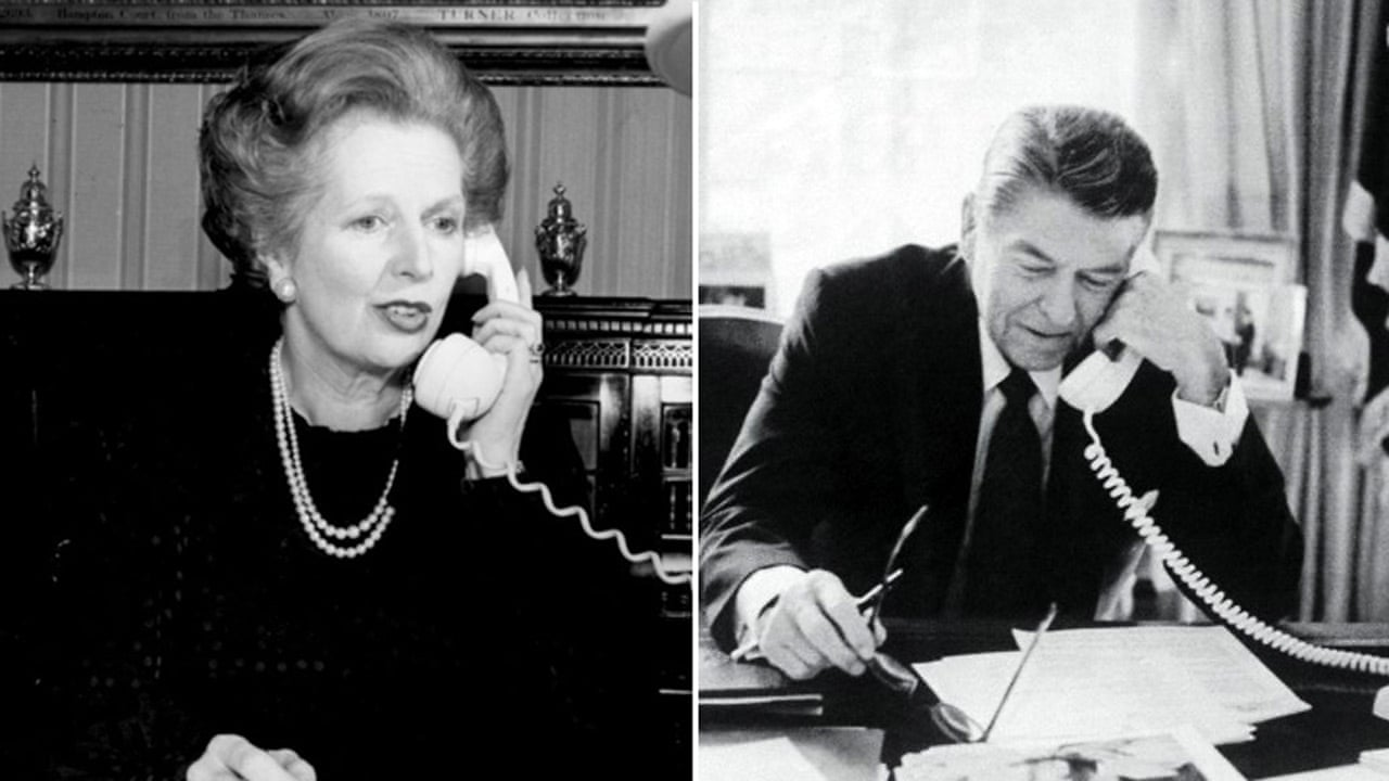 Ronald Reagan S 1983 Telephone Apology To Margaret Thatcher Over Grenada Invasion Audio Us News The Guardian