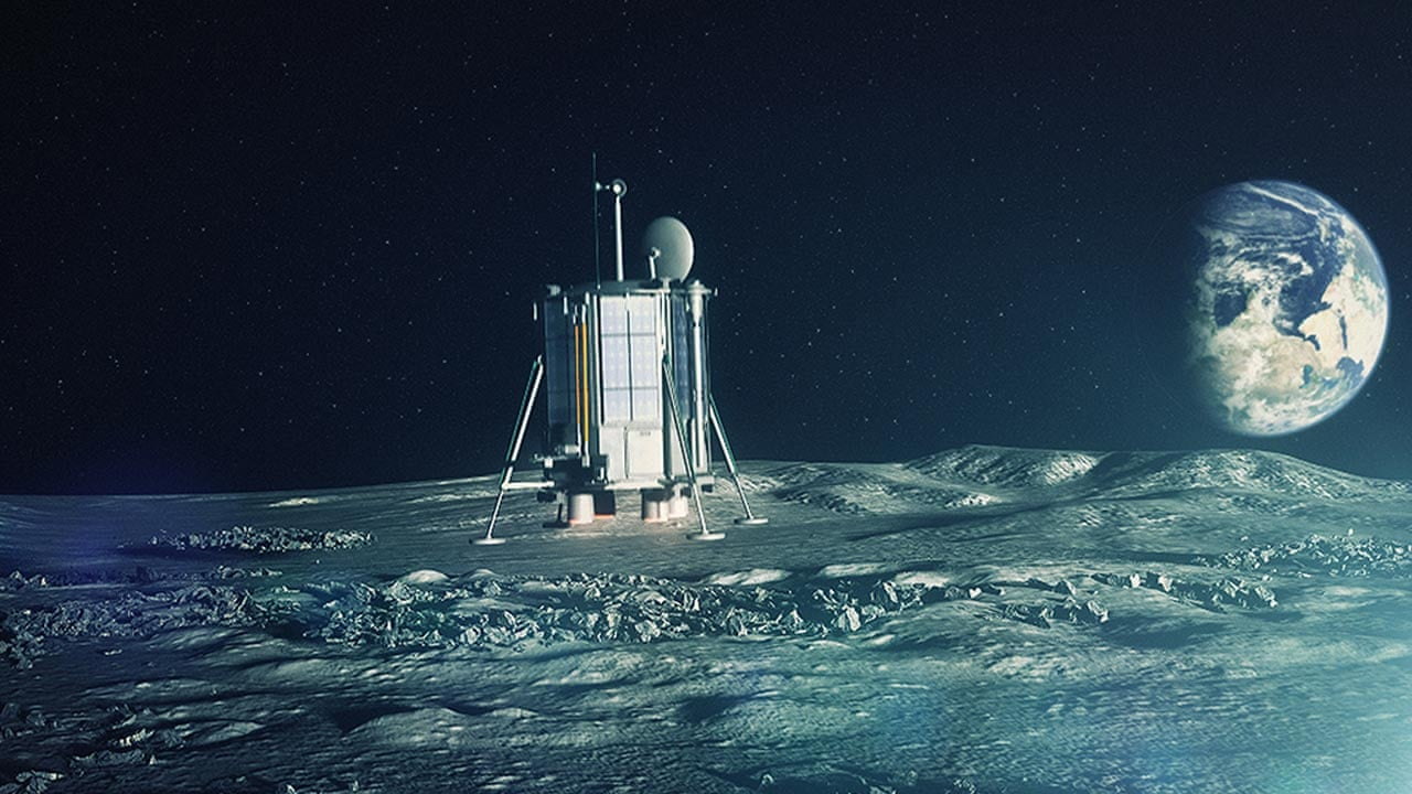 UK mission to the moon launches Kickstarter campaign - video