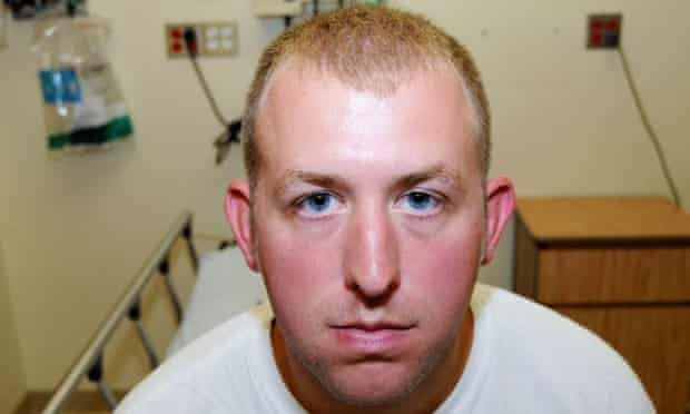 Ferguson Police Officer Darren Wilson