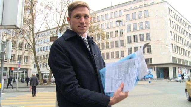 Koch Industries' mysterious 'internal bank' in Switzerland – video