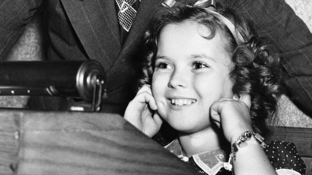 Shirley Temple: Hollywood's original child star dies aged 85 | Film