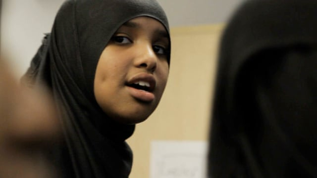 Young British-Somali women fight FGM with rhyme and reason