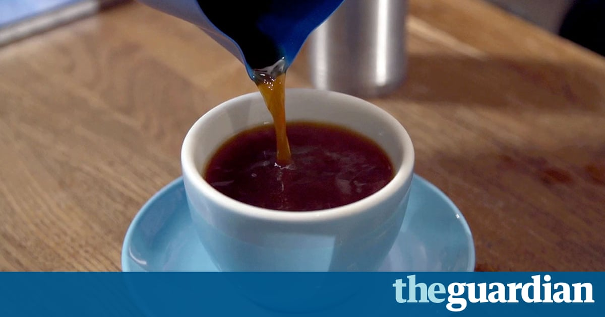 how to become a barista uk